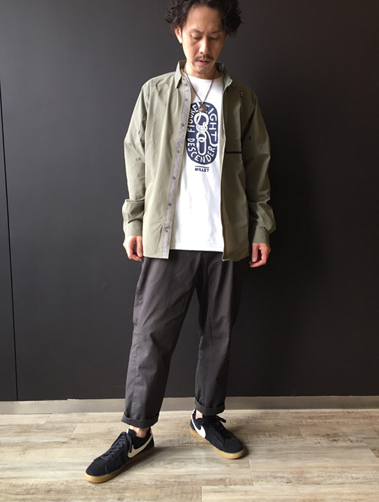 ミレーストア大阪店スタッフ